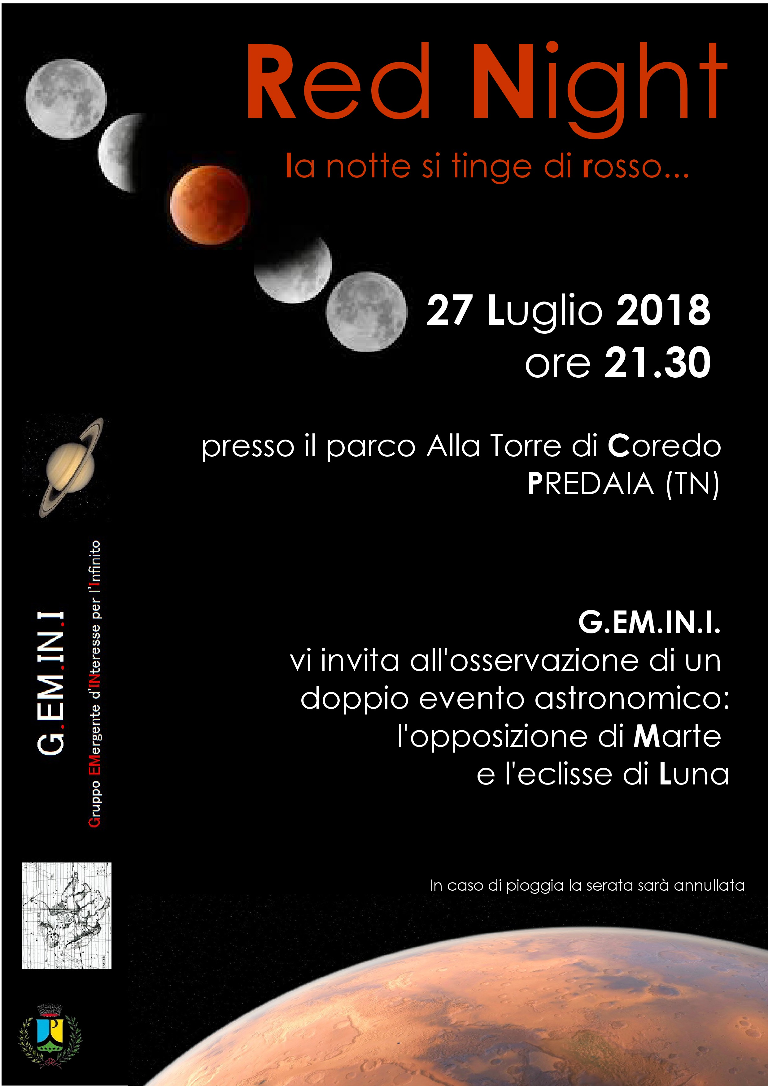 locandina red night